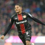 Aston Villa plotting a bid for Bayer Leverkusen winger Leon Bailey