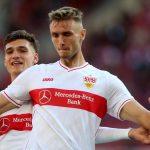 Chelsea lining up a move for Stuttgart striker Sasa Kalajdzic