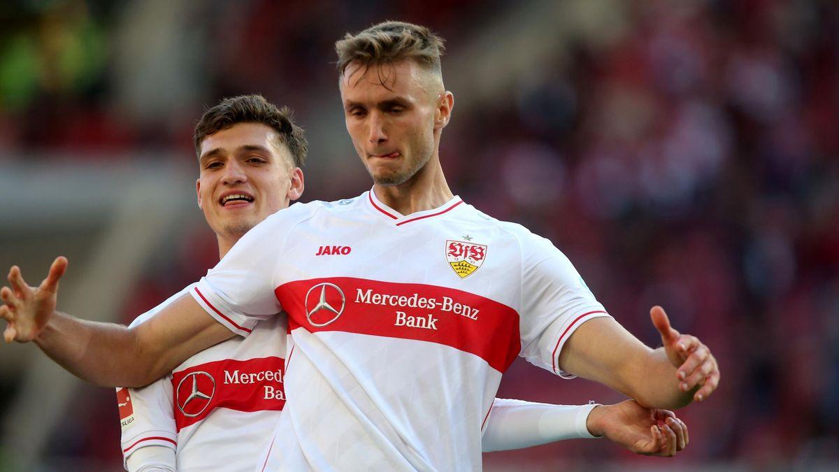 Chelsea lining up a move for Stuttgart striker Sasa Kalajdzic |  FootballTalk.org