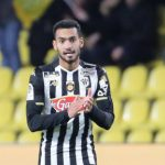Angers midfielder Angelo Fulgini tracked by Crystal Palace