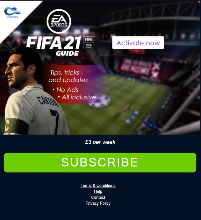 fifa21 guide