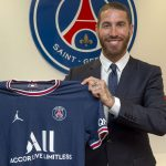 PSG sign Sergio Ramos on 2-year deal