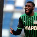 Crystal Palace enquire about Sassuolo winger Jeremie Boga