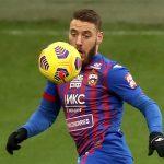 West Ham want CSKA Moscow midfielder Nikola Vlasic
