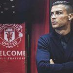 Cristiano Ronaldo re-joined Manchester United