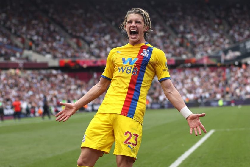 conor gallagher crystal palace