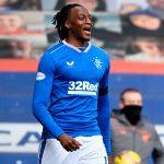 Crystal Palace keeping tabs on Rangers midfielder Joe Aribo