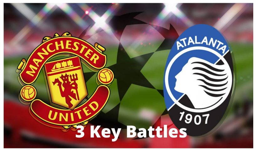 Manchester-United-vs-Atalanta-Champions-League-3 Key Battles